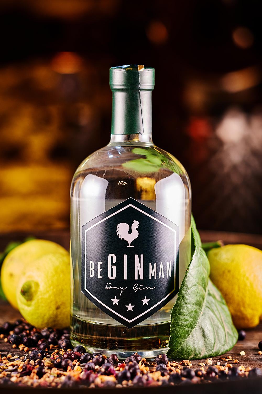 Begeman Gin - BEGINMAN - Das Original